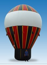 Inflatable giant balloon ball,self inflating helium balloons,machine to inflate balloons