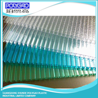 Chinese products wholesale polycarbonate roof and specifications,Roofing light sheet and sunshade for office building