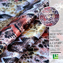 Animal skin design heat transfer printing paper for clothing