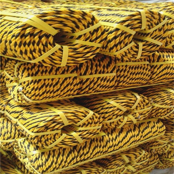 wholesale mark rope of 6mm tiger rope for Singapore market