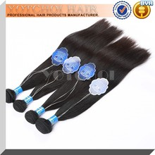 Wholesale straight hair ,100% raw unprocessed virgin russian hair