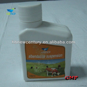 albendazole 2.5% for Animals