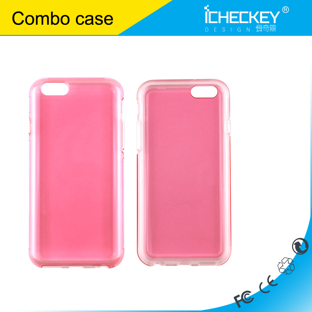 shockproof bulk PC TPU cell phone case cover for iphone 5