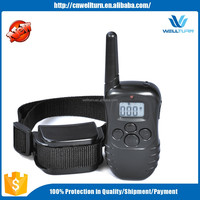 Adjustable Collar For Dog To Stop Bark 998Dr Remote Control Dog Training Collar