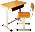 Hot sale school furniture student desk and chair