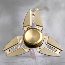 Metal Hand Finger Fidget Spinner