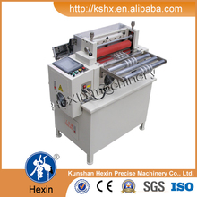 Automatic transversal slicer cutting machine for roll to sheet