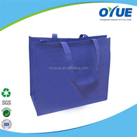 Hot selling eco-friendly custom logo small non woven tote bag