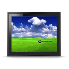 12 inch Rugged industrial true flat Projected resistive touch screen panel pc