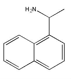 (+/-)1-(1-Naphthyl)ethylamine;1-Naphthalenemethanamine,a-methyl-;(1-(Naphthalen-1-yl)ethyl)amine;CAS: 42882-31-5
