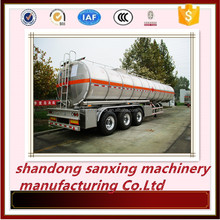 crude oil tank semi-trailer/fuel tank semi-trailer fuel tanker truck dimensions