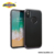 carbon fiber metal bumper shockproof case for iphone x