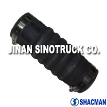 SHACMAN F2000/F3000 Truck Parts Down Water Pipe With Clips AZ9118530005