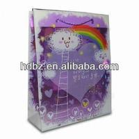 Shanghai factory fashion plastic bag printer