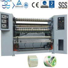 High Efficiency BOPP Adhesive Tape Slitting and Rewinding Machine