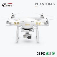 heli drone Phantom 3 4k with camera 25mins long flying time quadcopter for 2016