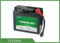Lithium Ion Battery 12V 20Ah Blutooth Function for Golf Trolley