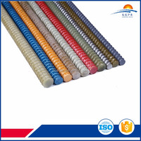 Anti-corrosion and high tensile strength fiberglass round bar