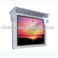15 inch Network Bus LCD Digital Monitor
