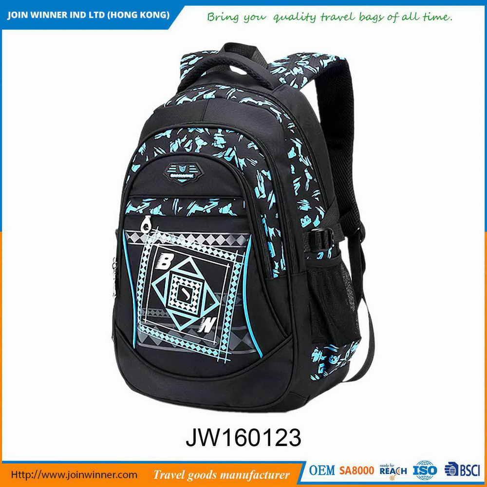 Customized Printing Motorcycle Helmet Backpack For Factory Direct Sale