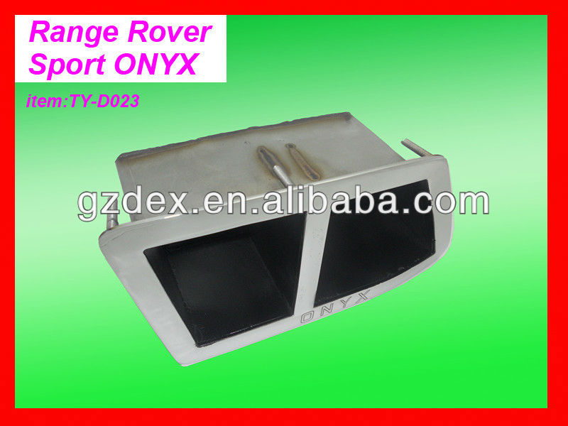 muffler tip in exhaust for Range Rover ONYX