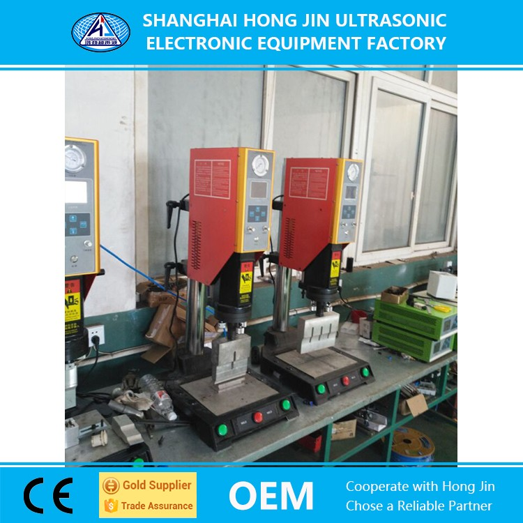 Tracking Automatically Electric Welding Machine Price for Plastic