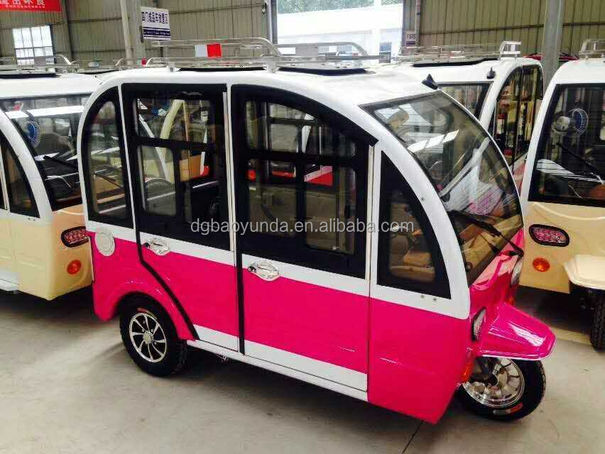 3 wheel electric bike india 2016 for passenger electric auto rickshaw tricycle made in China for India and bangladesh