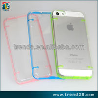 PC Plastic hard back cover for iphone 5s