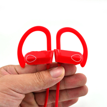 Rambotech RU9 Newest and High Difinition Audio Technology IPX7 in-ear Waterproof Bluetooth Headset with Handsfree Function