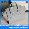 Factory Price Genuine Leather Fashion Women Lady Tote Handbag Bat Bag