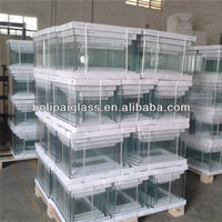 Office mini stackable Aquarium fish tank