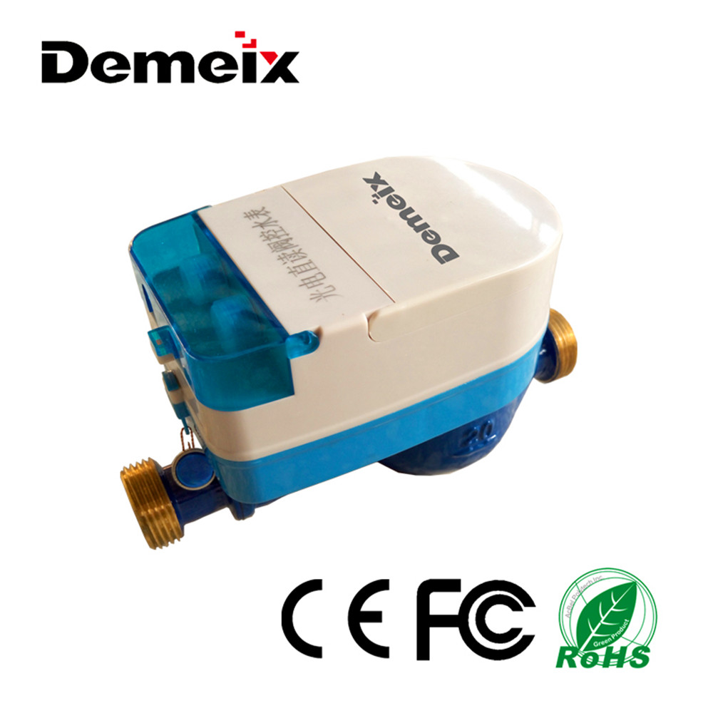 Direct Reading Photoelectric Remote AMR Water Meter Remote Readable Valve Control Smart Water Flow Meter