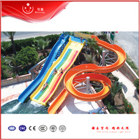 2016 New Giant Inflatable Water Slide For Sale