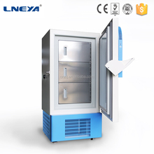 laboratory deep freezer applied to white blood cells temperature range from -50 up to -105 degree