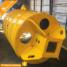 "Rotary Rock Core Barrel with 8 1/2"" Roller Bit for Piling Rig"