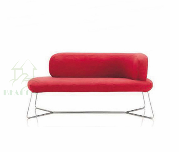 Chinese manufacturer L shape fabric Sofa Bed