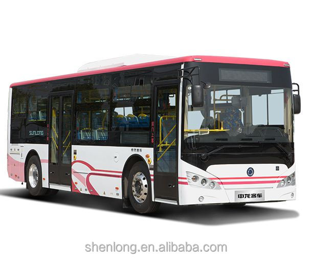 2017 New Design Diesel 8.5m Inter City Bus for sale SLK6859