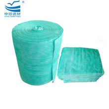 Synthetic Air Filter Media Roll For Manufacture F5 F6 F7 F8 F9 Bag Filter