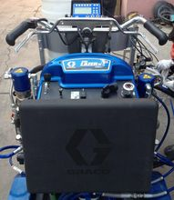 High quality GRACO two component road marking machine for sale