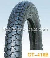 Motorcycle inner tube and tire 3.75-19 8pr