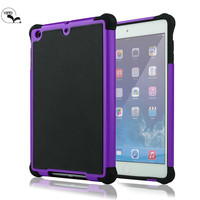 Full Protected Phone Back Cover Case For iPad mini 2 Football Pattern Case For iPad