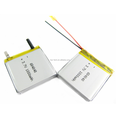 604040 1000mAh 3.7V medical device lithium battery