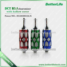 Betterlifetech DCT Raven tank with hollow cover RAGO kit cobra atomizer cigarette electronic genesis atomizer