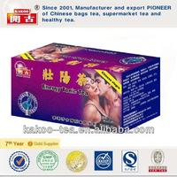 fine chinese herbal anti-fatigue pure energy tonic tea for male sex enhancer