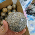 beautiful natural keel stone crystal sphere ball