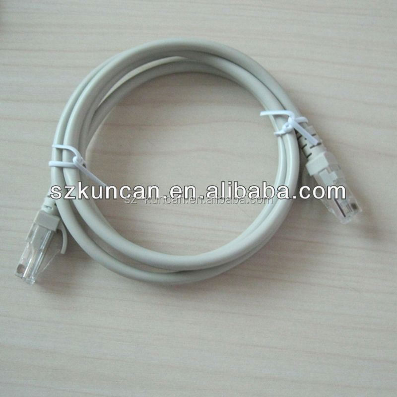 Cat5/5e/6 patch cord amp utp cat6 network cable 24awg for Computer