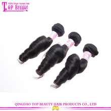 Wholesale unprocessed romance curly human hair extension malaysia virgin hair