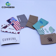 Paper Sleeve_Wholesale Disposable coffee cup Paper Sleeve_Custom print logo paper sleeve for hot coffee