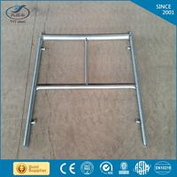 steel pipe manufacturer construction galvanized a frame scaffolding From TYT steel pipe company