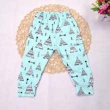 wholesale cute infant popular pattern printed baby busha pants